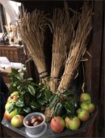 Harvest Festival on Sunday 7 October 2018
