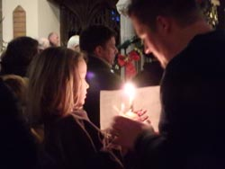 Swimbridge Christingle 2018